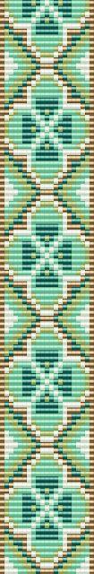 bizuteria-blond: Wzory na krosno