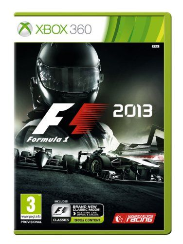 F1 2013 >>> You can find more details by visiting the image link. Note:It is Affiliate Link to Amazon.