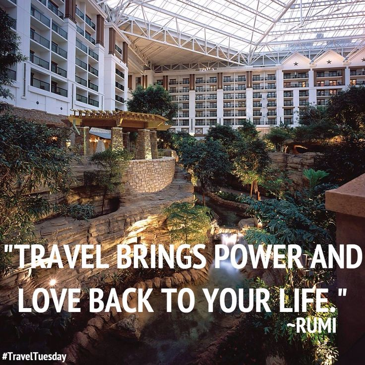 Travel brings power and love back to your life. ~Rumi #travel #quote