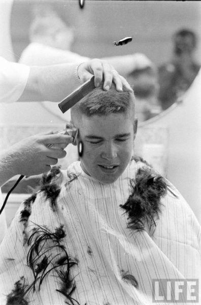 Vintage Barbershop Life Magazine Vintage Barbershops