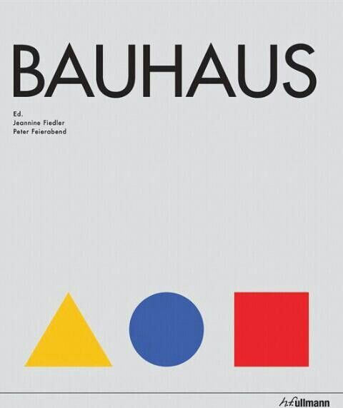 Bauhaus Basic shapes + Primary Colours