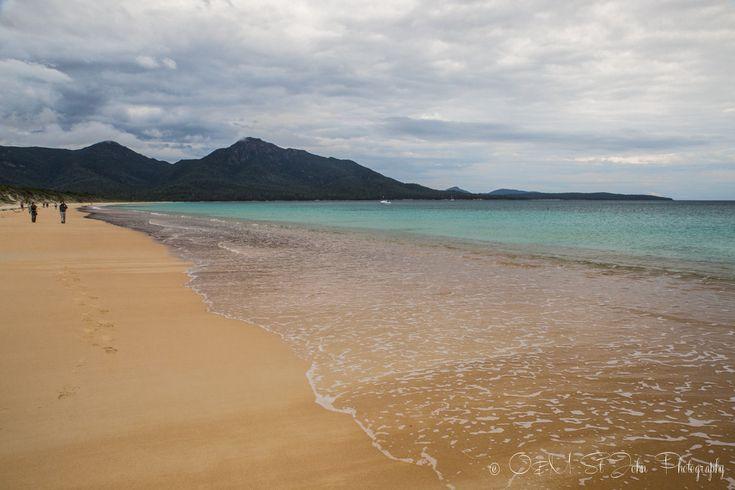 Hazards Beach, Freycinet National Park. Tasmania