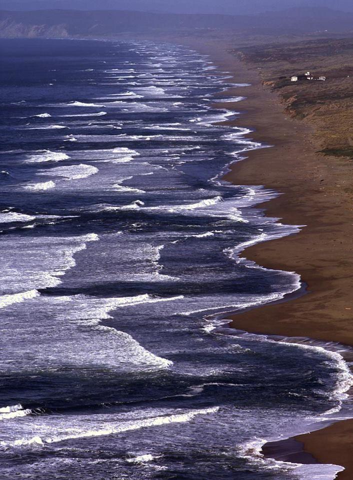 ✯ California Coastline