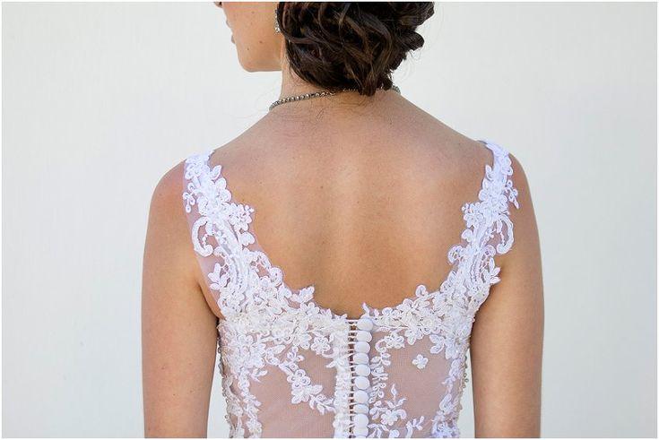 vintage lace back