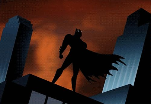 You know that the roof is the best part of any building. | 27 Signs You Are Actually Batman