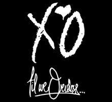 The Weeknd Xo Til We Overdose Best 25+ Xo tattoo ide...