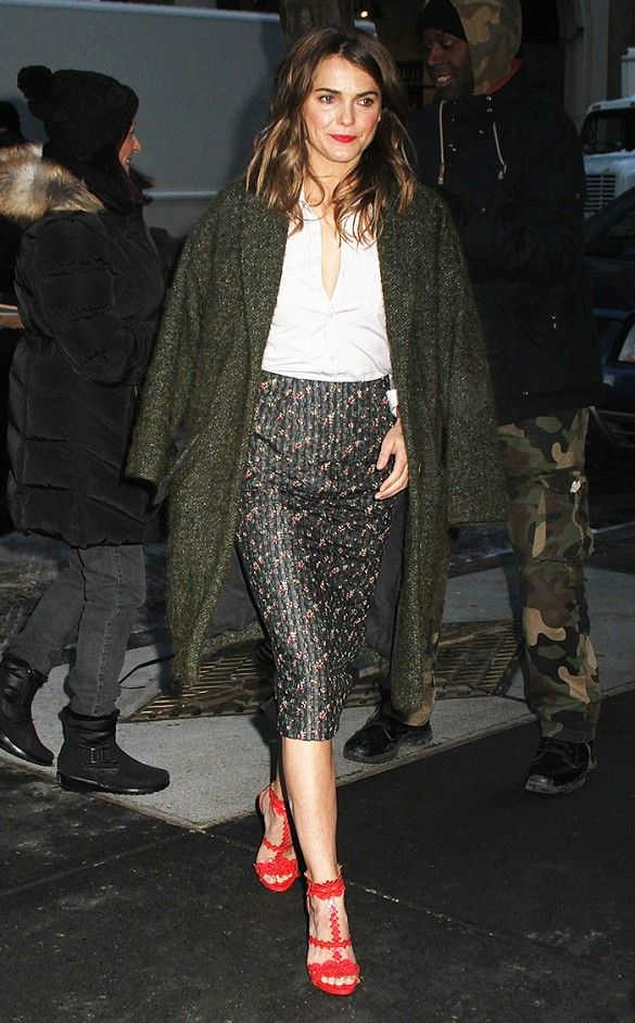 From Rihanna to Alexa Chung, How to Update Your Look for February via @WhoWhatWear