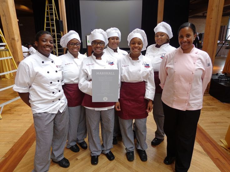 Cooking up Change sponsored by Healthy Schools Campaign. ChefThymeSavor - Chef Thyme Savor