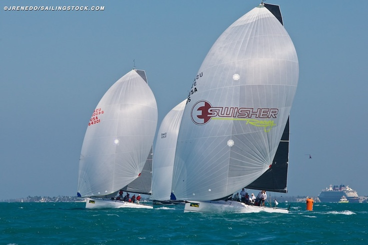 Quantum Key West Race Week 2013 final report   The Daily Sail