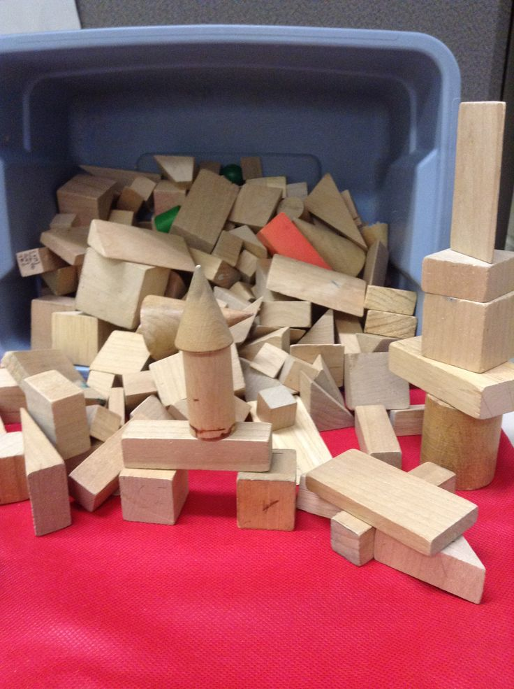 """516 G47 """"Geoblocks"""" **One of our most popular Math Kits** Blocks in various sizes representing the common solid geometric forms. One of multiple copies of this kit. We also have a wide range of sizes and support materials - See 516 G42 """"Geoblock Jobcards"""" Available for borrowing."""