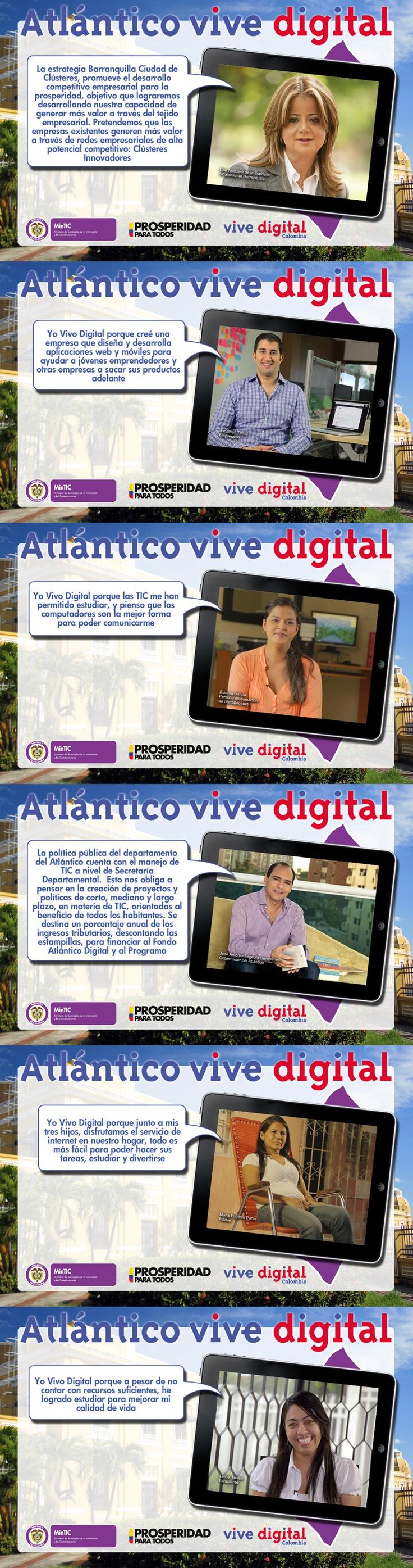 Atlántico Vive Digital