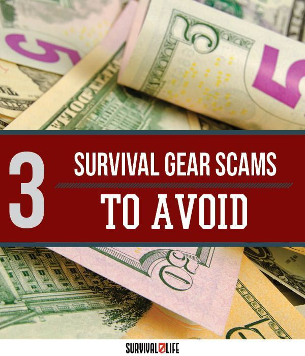 Survival Gear: Buyer Beware (Caveat Emptor) | How To Avoid  Scams by Survival Life at http://survivallife.com/2015/11/05/survival-gear-buyer-beware/