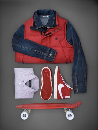 The Marty McFly package