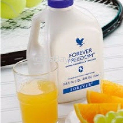 Forever Freedom has combined Aloe Vera with substances that are helpful for the