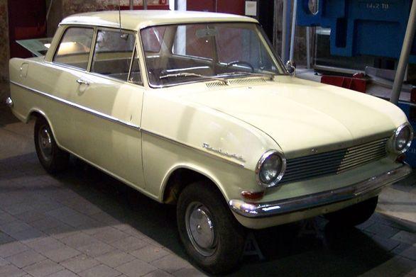 De eerste auto van mijn vader