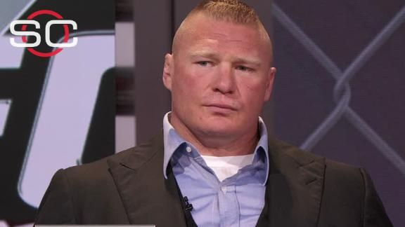 How Much Fight Is Left in Brock Lesnar?
