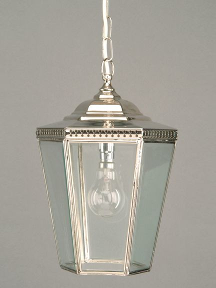 Chelsea pendant, Porch lanterns, Hall lighting, Classic and period lighting, Holloways of Ludlow