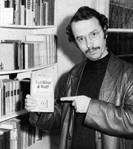Walter Kempowski (April 29, 1929 - October 5, 2007) German writer....♔...