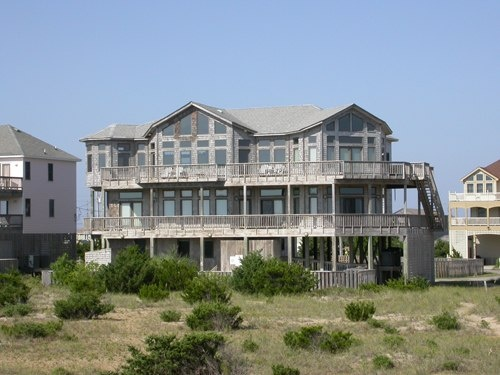 6 Bedroom Oceanfront Rental House in Salvo  part of the Outer Banks of  North Carolina  Includes Elevator  Pool  Hot Tub  Hi Speed Internet   Linens. 17 best ideas about Outer Banks Vacation Rentals on Pinterest