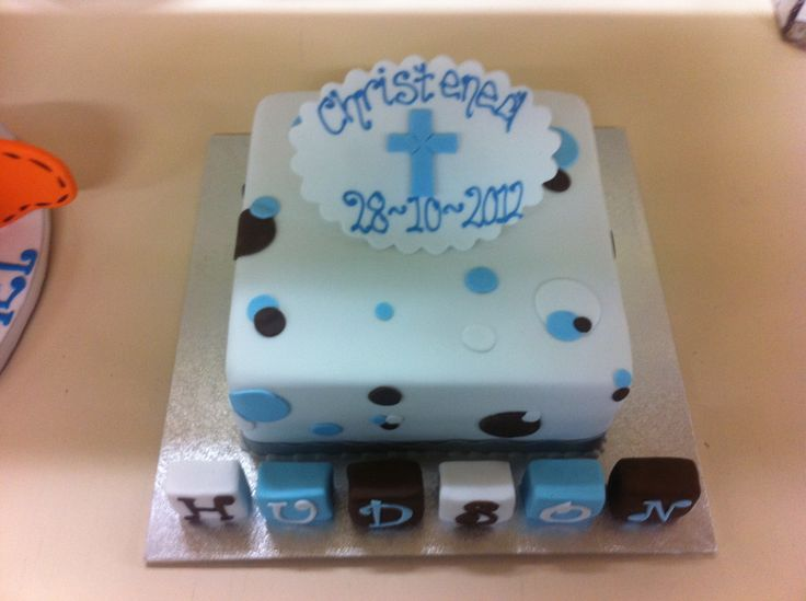 A fabulous occasion for a fabulous cake - Sweet Designs by Claire #cake #fun #christening #yum