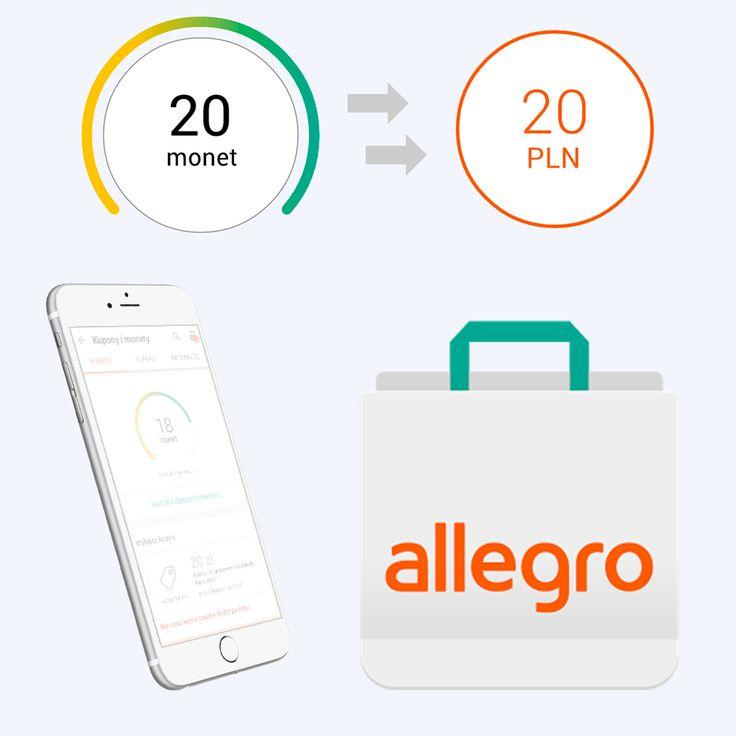 Wiecie, że na #Allegro można już wyróżnić oferty z Monetami? Co najlepsze jest ono bezpłatne, a opłata za Monety zostanie naliczona dopiero w momencie sprzedaży, gdzie 1 Moneta równa się 1 zł.  ➡➡➡http://e-prom.com.pl  #obsługaallegro #monetyallegro #zmianynaallegro #aktualności #sprzedażnaallegro