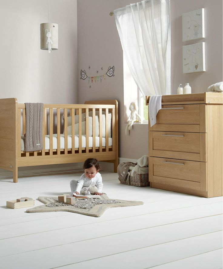 Natural Wood Nursery Furniture Thenurseries