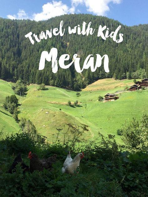 5 Tipps für Urlaub mit Kindern im Meraner Land von @MUMMY-MAG #Meran #Südtirol #AltoAdige #Italien