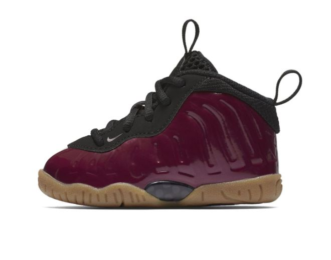 The Nike Air Foamposite One Maroon Will Be Available In Full Family Sizes