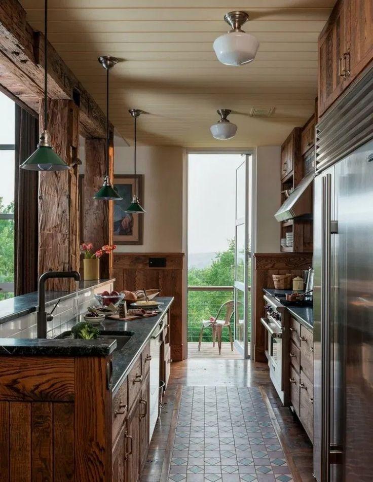 31 most popular rustic kitchen ideas in 2020 kitchen design trends rustic kitchen interior on kitchen decor trends id=82755