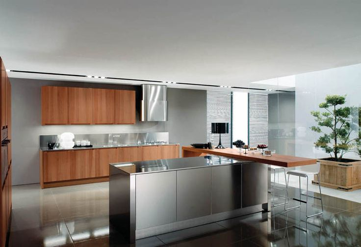17 contemporary kitchen designs page 2 of 2 zee designs for Contemporary european kitchen designs