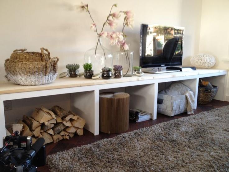 Woonkamer | Living ★ Ontwerp | Design  Yvet van Riek