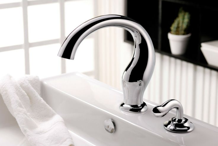 ETHER Basin Faucet. #basin #faucet #JUSTIME