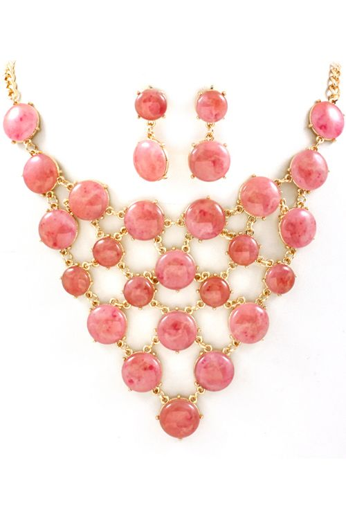 Strawberry Jaqueline Necklace | Awesome Selection of Chic Fashion Jewelry | Emma Stine Limited