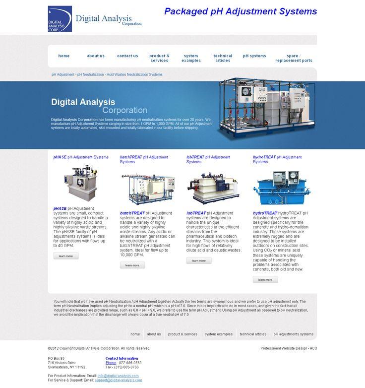 7 best Manufacturing Website Designs. images on Pinterest | Design ...
