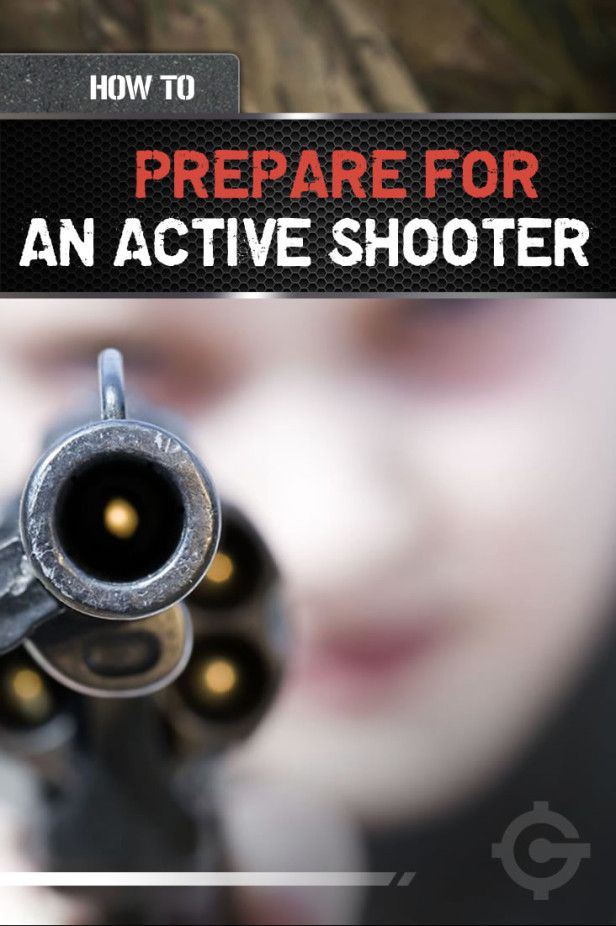 Active Shooter Training - How to Survive a Gun Attack | Gun Techniques For Self Defense by Gun Carrier http://guncarrier.com/active-shooter-training-how-to-survive-a-gun-attack/