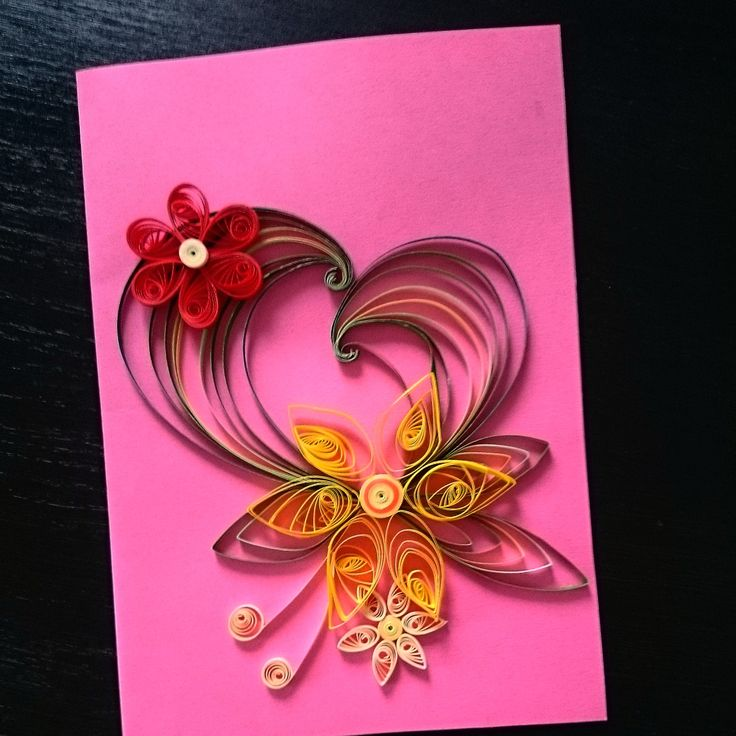 Flowers  Quilling