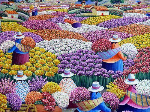 pinturas naif  - Buscar con Google