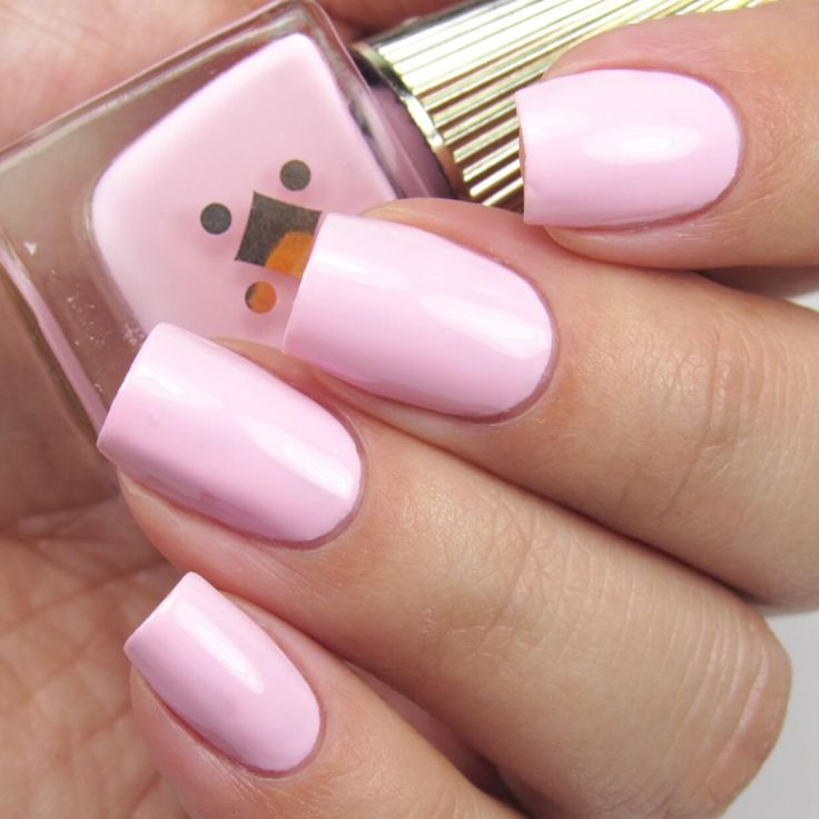 Baby Pink Nail Polish India: 25+ Best Ideas About Pink Nails On Pinterest
