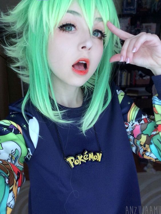 17 Best ideas about Cosplay Hair on Pinterest | Halloween hair, Kawaii hair  and Kawaii hair tutorial