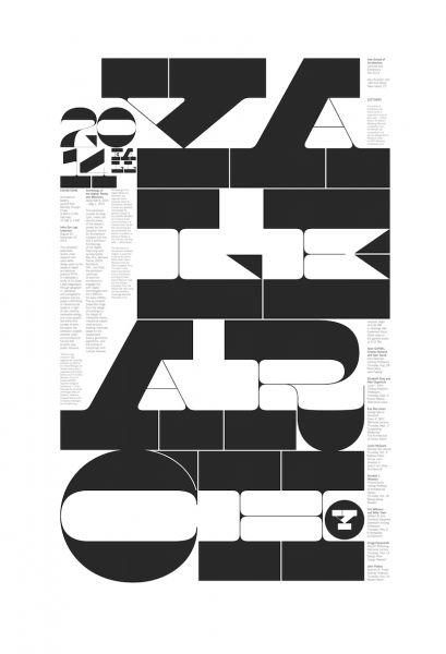 Pentagram. Michael Beirut, dirección de arte; Jessica Svendsen, diseño