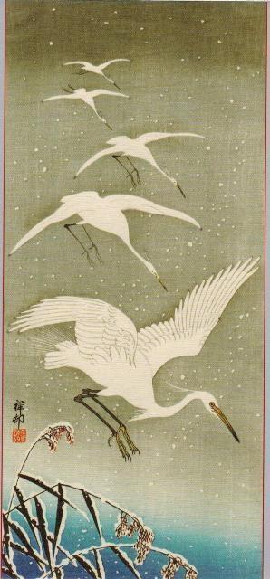 """Kaneko Misuzu (Japanese poetess, 1903-1930) """"Me, the little bird, and the bell"""""""