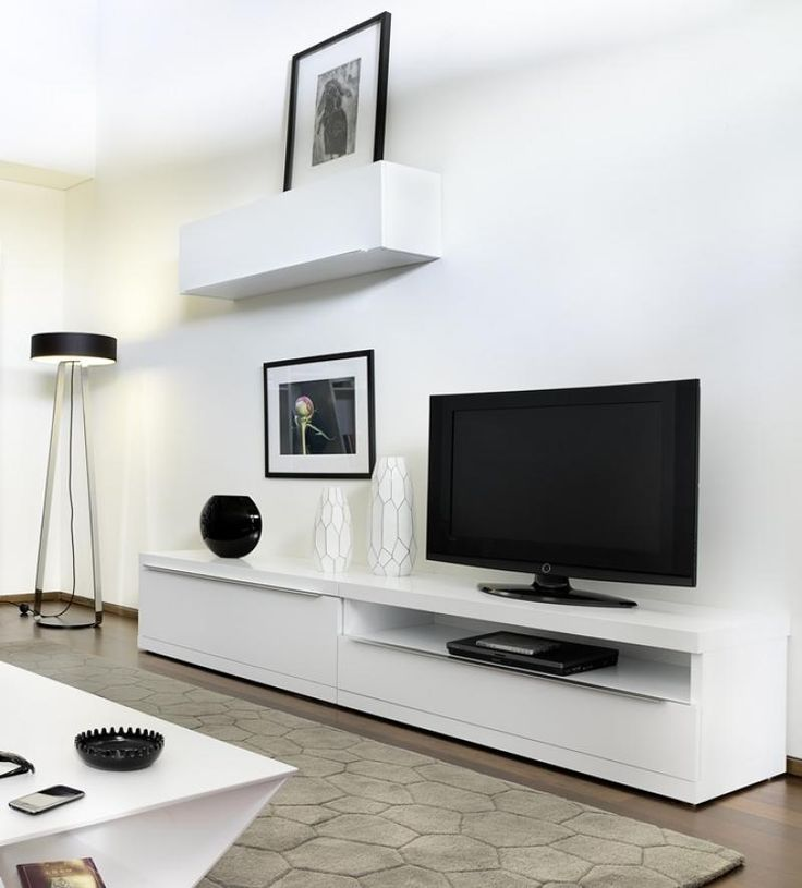 Modular Cabinets Living Room: Temahome Valley, TV Unit With Optional Modular Units In