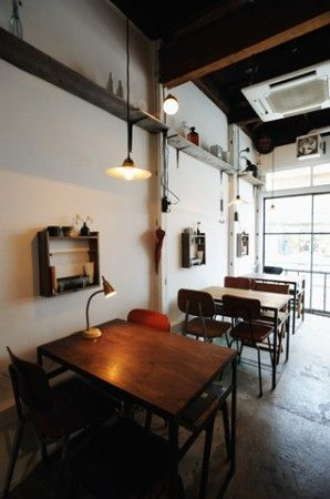 Sajilo cafe // Tokyo | FUTU.PL