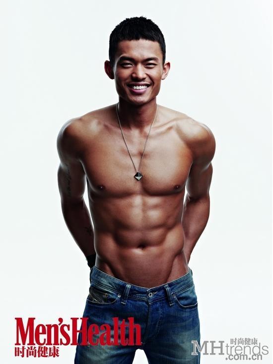 The New Mr. Olympic Lin Dan 时尚主站-男人课堂-林丹 新奥林匹克先生