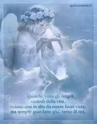 Risultati immagini per angeli custodi frasi