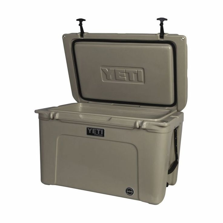Camping Ice Boxes and Coolers 181382: Yeti Tundra 105 Quart Cooler Tan Brand New! Fast, Free Shipping! Yt105t -> BUY IT NOW ONLY: $450.0 on eBay!