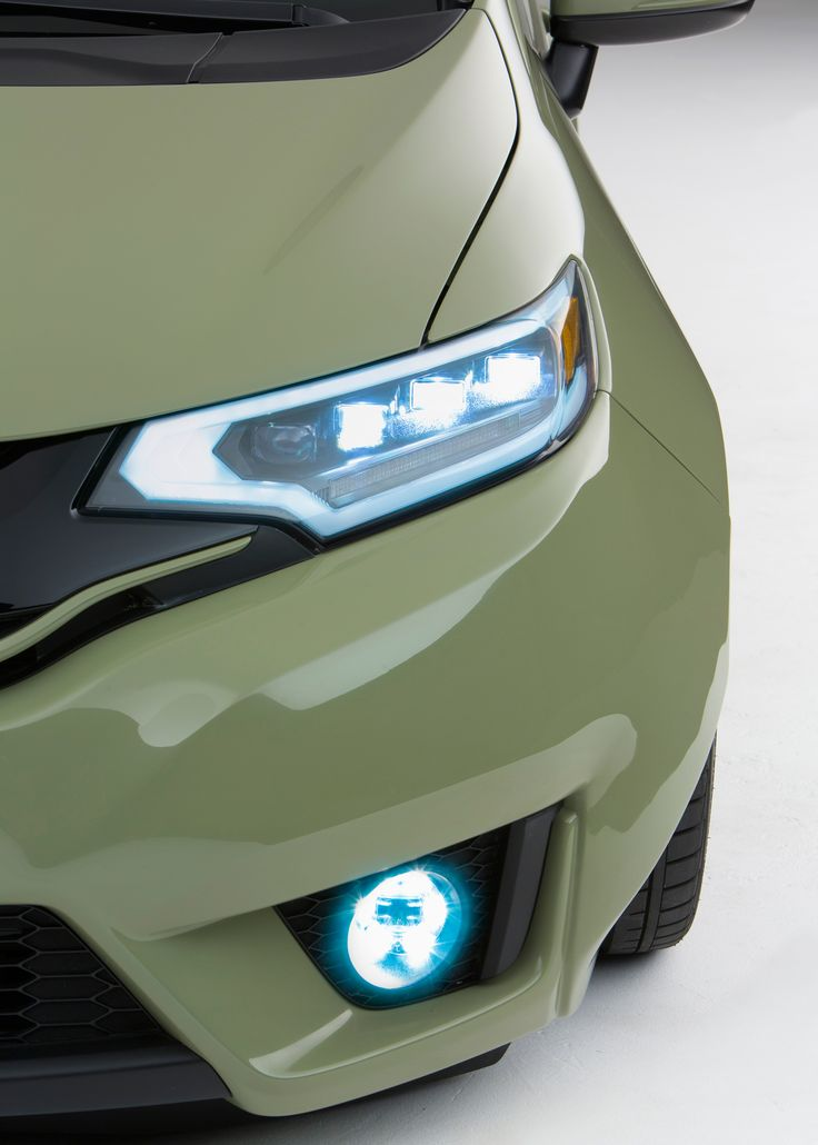 The #glaring #xenon #hid Perfectly Fit By Honda In Their Latest Family  Delight