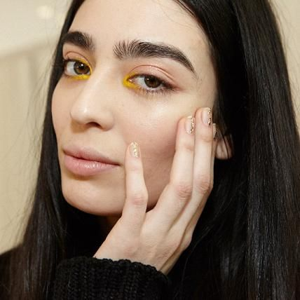 Fashion Week Fall 2015: The Best Runway Manicures - Delpozo from #InStyle