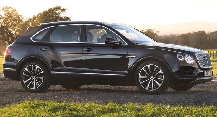 Bentley Bentayga Field Sports By Mulliner Is The Ultimate Hunting Tool