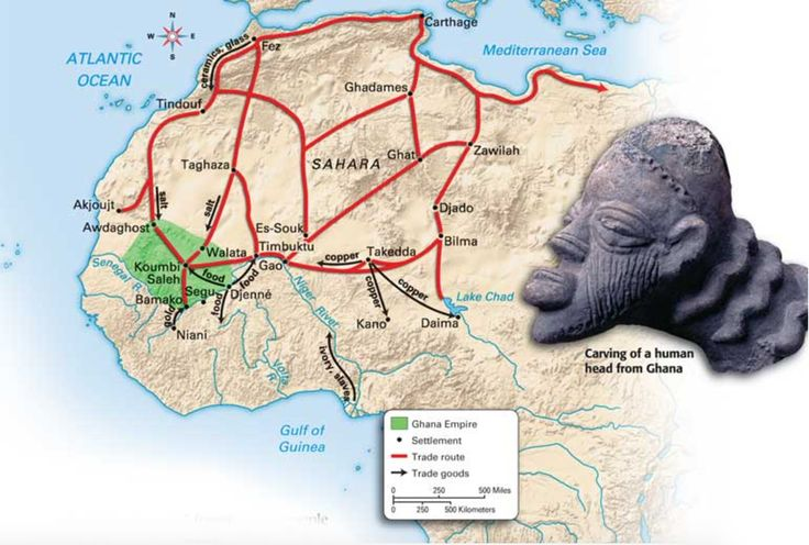 Greatest african empire: the ancient ghana empire essay